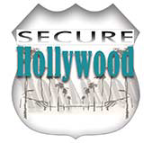 Secure Hollywood Company logo with link to Home Page